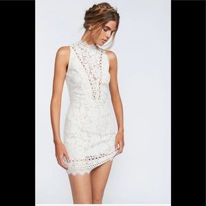 Free people Saylor Cherie Bodycon Lace Dress